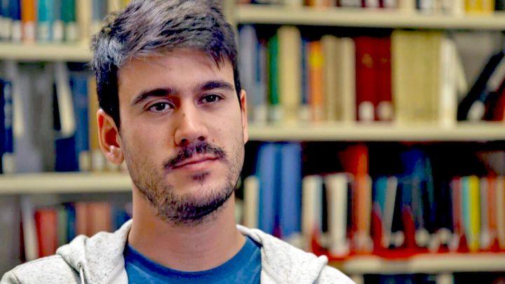 """Kerem Schamberger: """"Mientras los kurdos sean oprimidos en Turquía, yo también seré kurdo"""""""