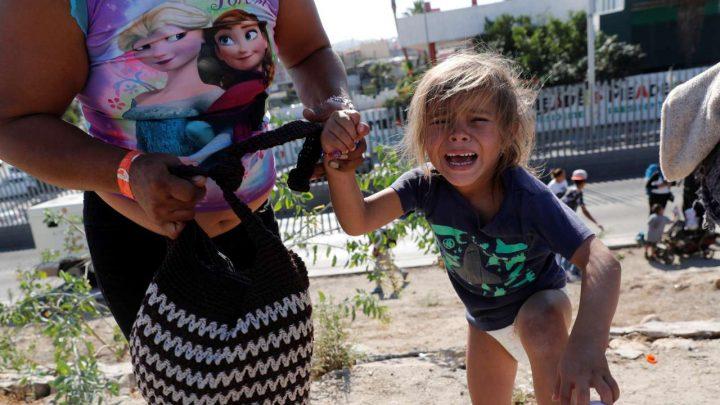 US military, border police attack asylum seekers at US-Mexico border
