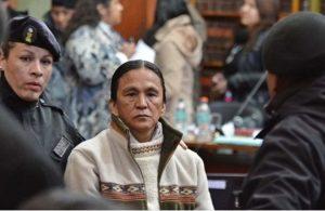 Verhandlungen und Drohungen während der Prozesse gegen Milagro Sala dauern an
