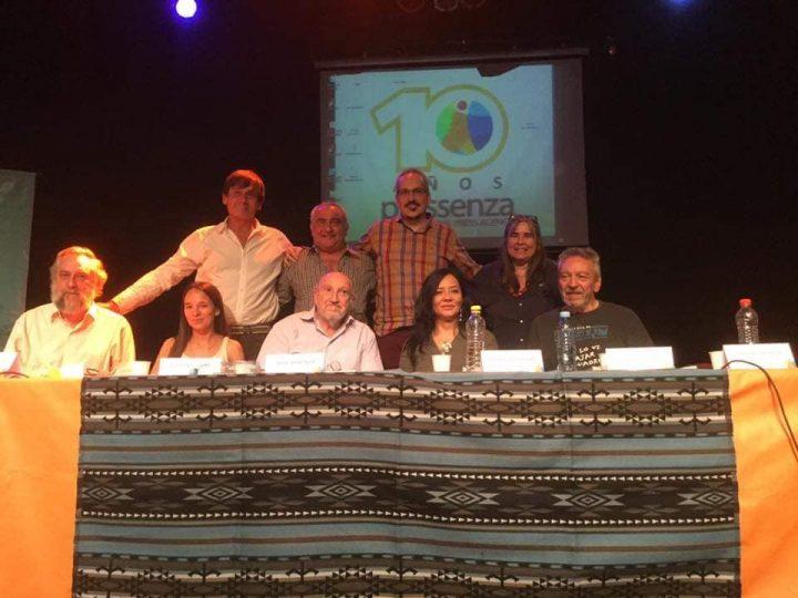 Celebración de los 10 años de Pressenza en Moreno, Argentina