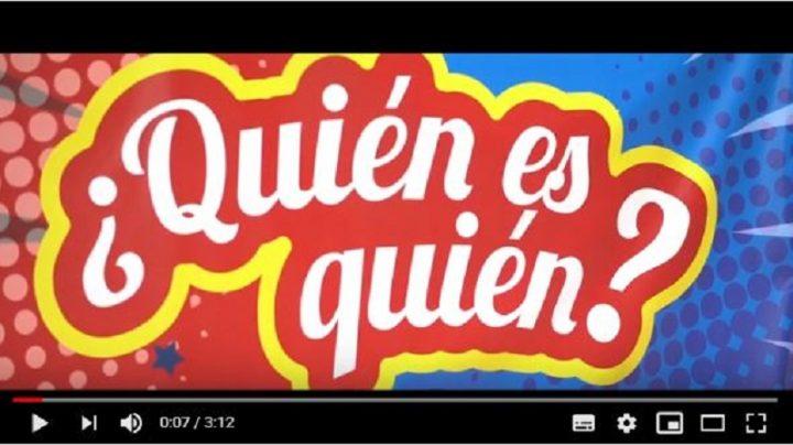 """La Federación SOS Racismo lanza un nuevo vídeo de la campaña #EsRacismo bajo el nombre """"¿Quién es quién?"""""""