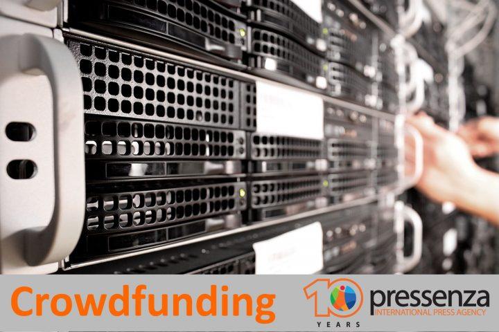 Campagna di crowdfunding per il sito di Pressenza