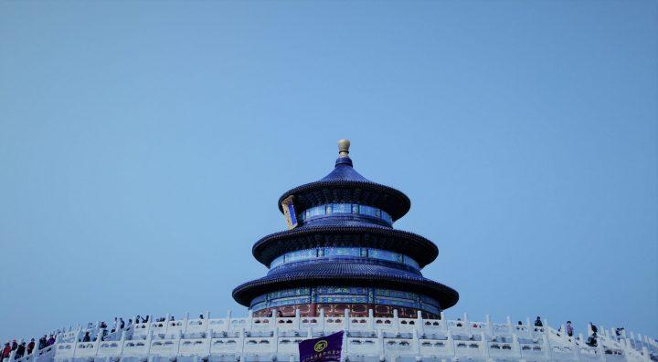 Experiencia en China: Destellos de Pekín