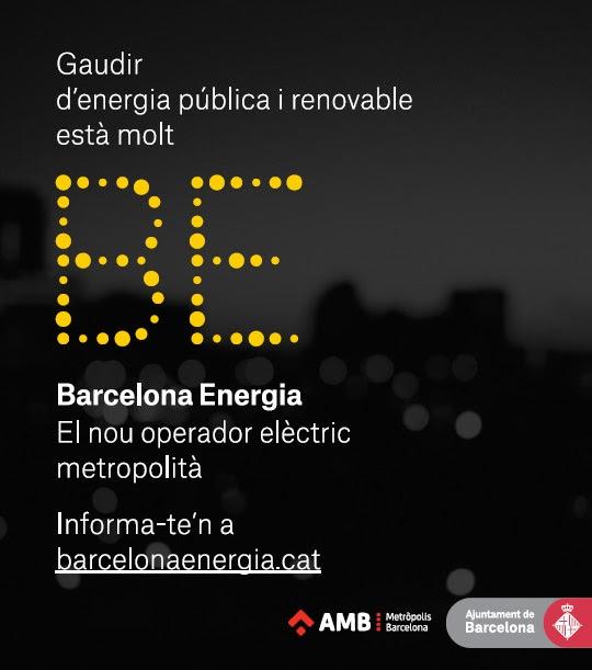 """La comercialitzadora elèctrica """"Barcelona Energia"""" arriba a la ciutadania"""