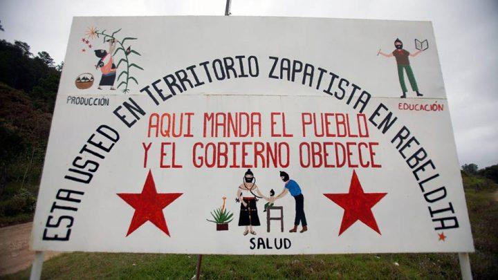 Messico: invito alle celebrazioni per il 25° Anniversario zapatista