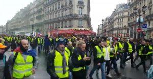 Κίτρινα γιλέκα: και αυτό το Σάββατο στους δρόμους