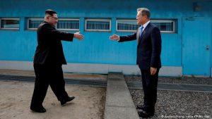 Kim pide más conversaciones de paz con Corea del Sur