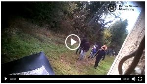 Croazia: Border Violence Monitoring filma abusi polizia su migranti