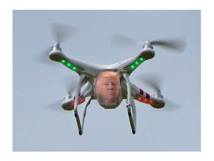 Τα drones κλείνουν βρετανικό αεροδρόμιο και ο Τραμπ κλείνει το δημόσιο των ΗΠΑ