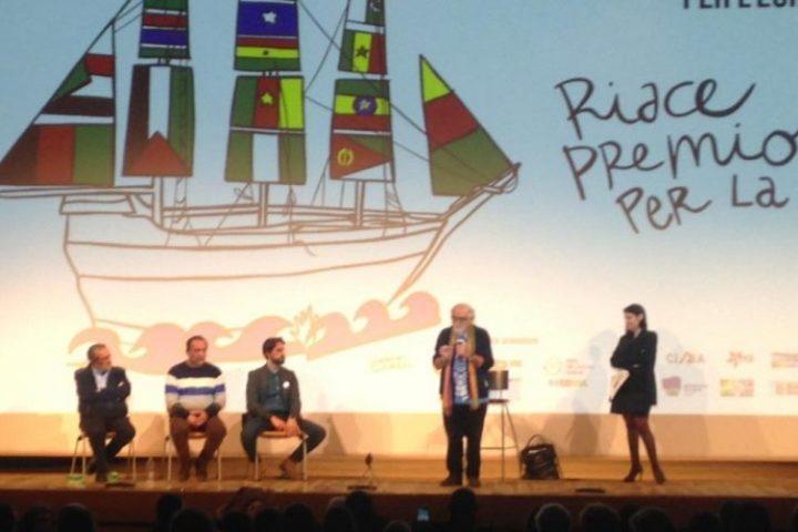 Kampagne zur Verleihung des Friedensnobelpreises 2019 an die Gemeinde von Riace