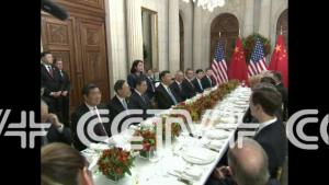 Xi y Trump acuerdan promover conjuntamente solución de disputas comerciales