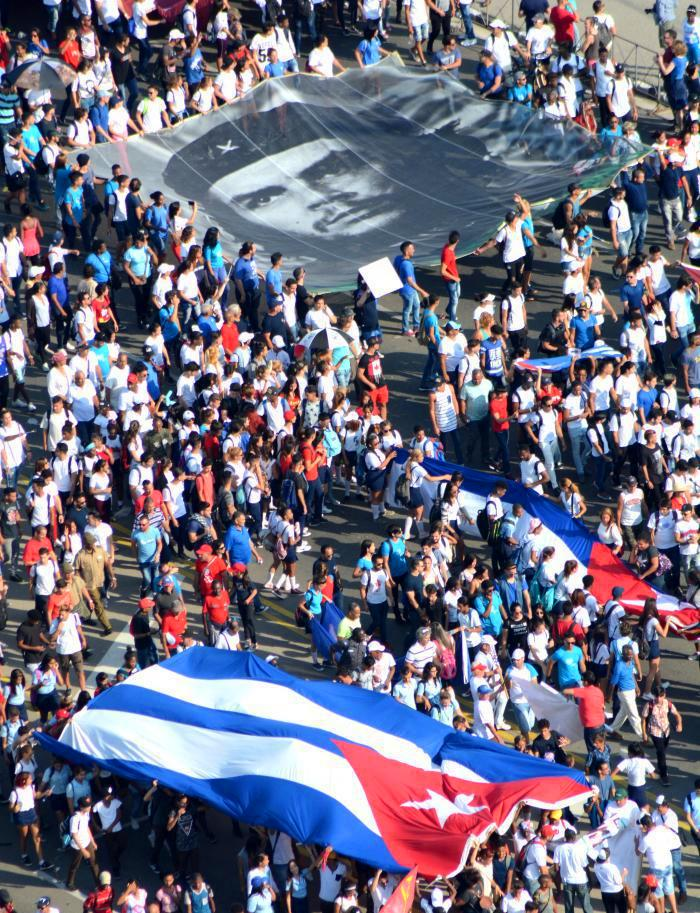 Cuba: un capodanno storico, a 60 anni dalla Revolución
