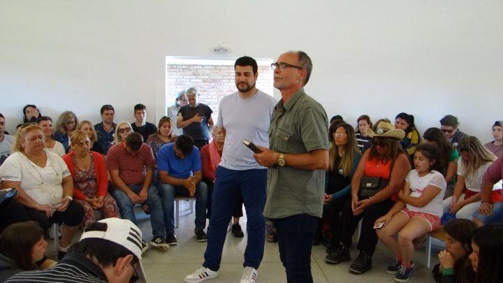 Video con el Humanista Gabriel Parnisari: Nuestra Militancia tiene que encarnar una Mística Social