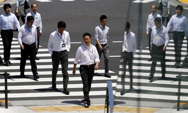 """Ιαπωνία: η ιστορία με τις """"λαμπερές Δευτέρες"""""""