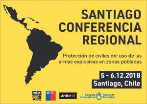 Λατινική Αμερική: Συνέδριο για την προστασία των αμάχων από τη χρήση εκρηκτικών όπλων σε κατοικημένες περιοχές