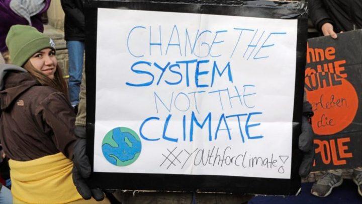 Schüler und Schülerinnen streiken für den Klimaschutz: Unsere Zukunft steht auf dem Spiel