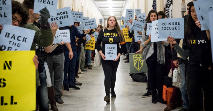 Why Green New Deal advocates must address militarism