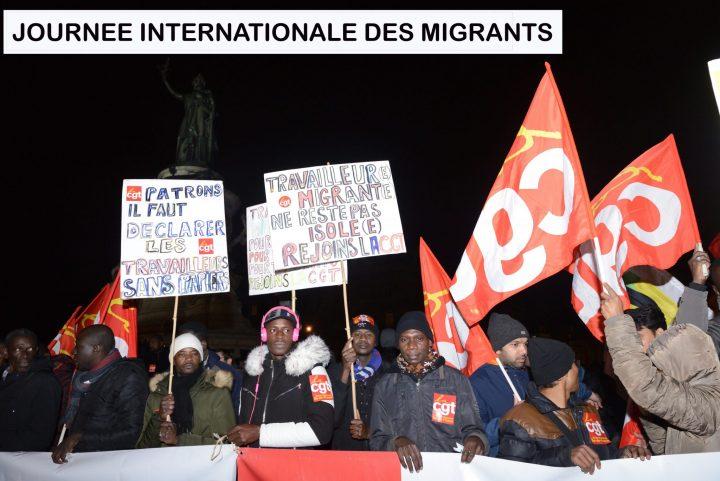 18/12 Día Internacional del Migrante