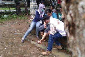 Indonesia: al lavoro nonostante forti piogge e interruzioni di corrente
