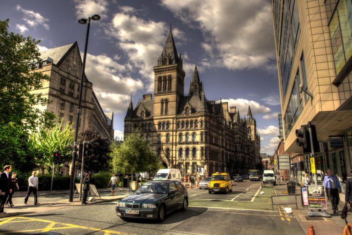 Manchester devient la première agglomération d'Europe à adhérer à l'Appel des villes de l'ICAN (Campagne Internationale pour l'abolition des Armes Nucléaires)