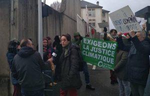 Les organisateurs de la Marche pour le Climat à Nancy enfin libérés