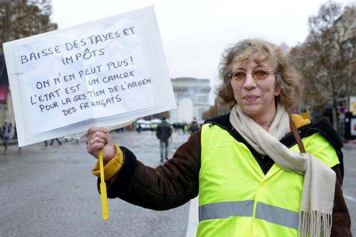 Gelbwesten (Gilets Jaunes): Wo die Demokratie auf dem Vormarsch ist! [1/2]