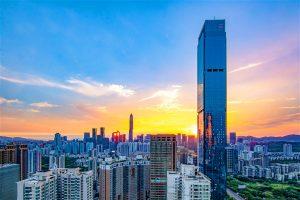 La ciudad motora del auge de China enfrenta retos en la era Trump