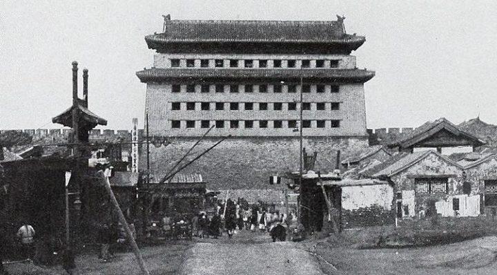 China in der ersten Person