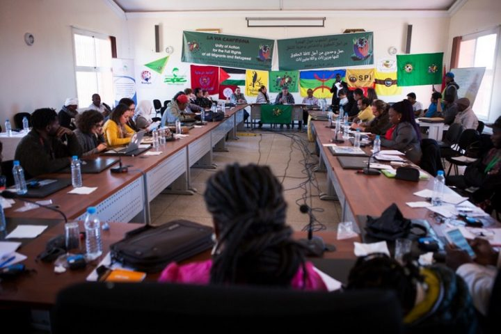 La Via Campesina et ses alliés appellent à un accord pour un pacte de solidarité avec les migrant.e.s