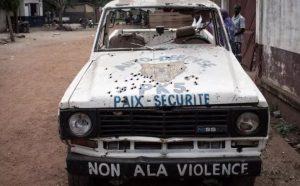 centrafrica: anche a Bangui i gilet gialli in piazza per chiedere la fine del Franco CFA