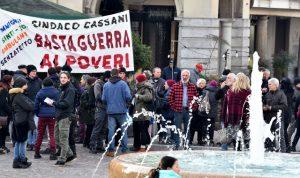 #Indivisibili Rom, Sinti e Caminanti Gallarate: manifestazione permanente per il rispetto degli accordi di inclusione