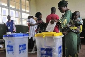 Comienzan elecciones presidenciales en República Democrática del Congo
