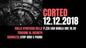 Piazza Fontana – Corteo per non dimenticare la strage di Stato