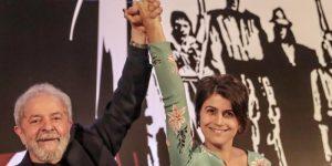 Brasile, la leader dell'opposizione Manuela D'Avila in Italia