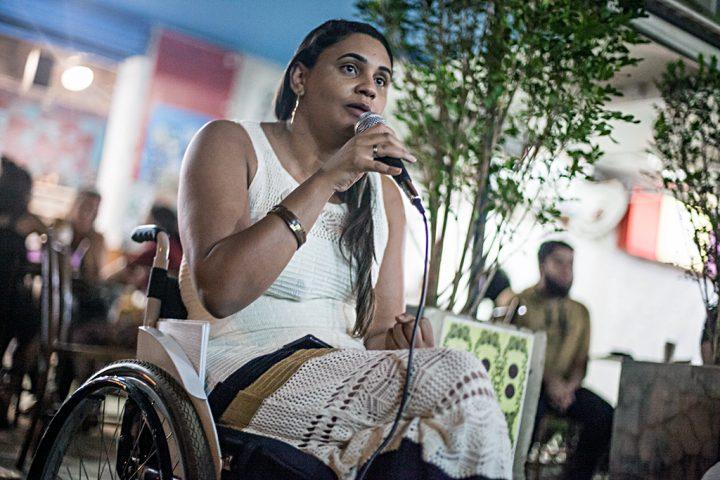 Seu feminismo inclui mulheres com deficiência?