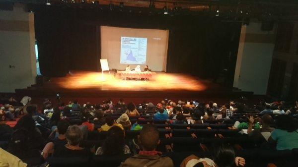 Dan a conocer nuevo material fílmico de III Escuela de Pensamiento Crítico Descolonial