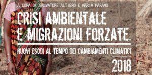 Giornata mondiale dei Migranti: presentato report Crisi Ambientali e Migrazioni Forzate 2018