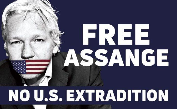 36 Parlamentaris exigeixen protecció per a Julian Assange