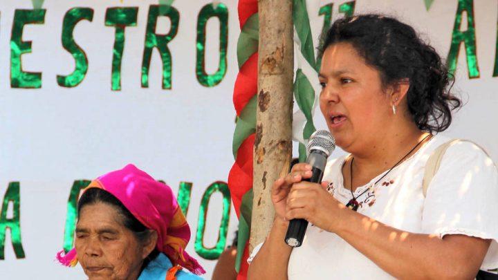 Honduras: sette uomini condannati per l'omicidio dell'attivista Berta Cáceres