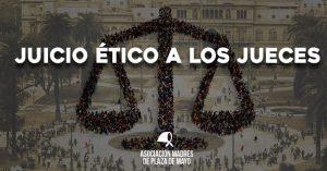 Juicio popular, ético y político a los jueces de Macri