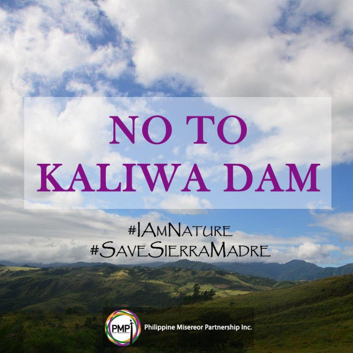 PMPI Statement on the Kaliwa Dam Project