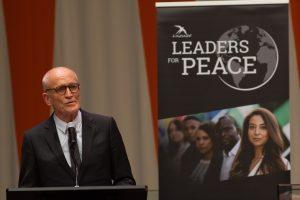 """Rondine presenta al Palazzo di Vetro la campagna """"Leaders for Peace"""""""