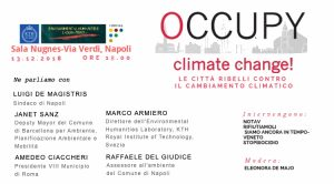 Occupy Climate Change: a Napoli esperienze europee a confronto