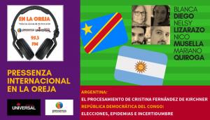 Pressenza Internacional En La Oreja 21/12/2018