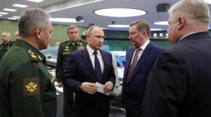 Putin presenta l'aliante militare in grado di superare i sistemi antimissile USA