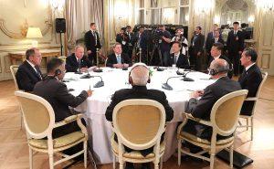 Una mirada a estrategias globales: Putin inició cumbre trilateral con India y China