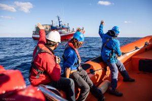 Malta autorizza lo sbarco dei migranti di Nuestra Madre Loreto