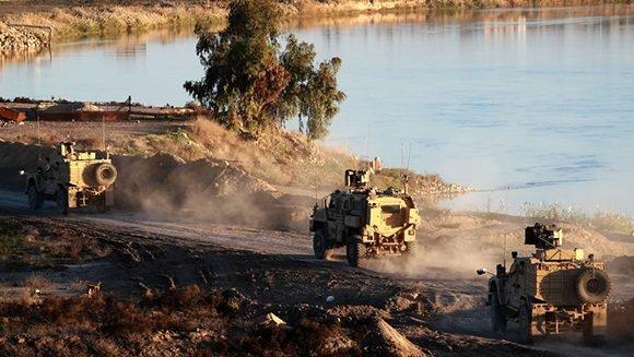 EEUU anuncia retirada de sus tropas de Siria