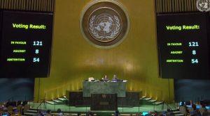 La Asamblea General de la ONU adopta la declaración de los Derechos Campesinos