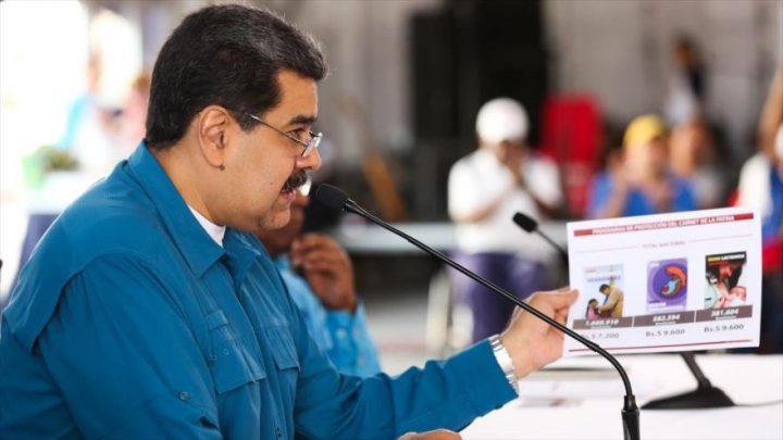 """Maduro: """"Ho deciso di rompere le relazioni diplomatiche e politiche con gli USA"""""""
